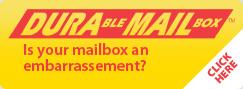 Durable Mailbox Banner