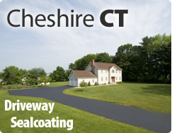 Driveway Sealcoating in Cheshire CT